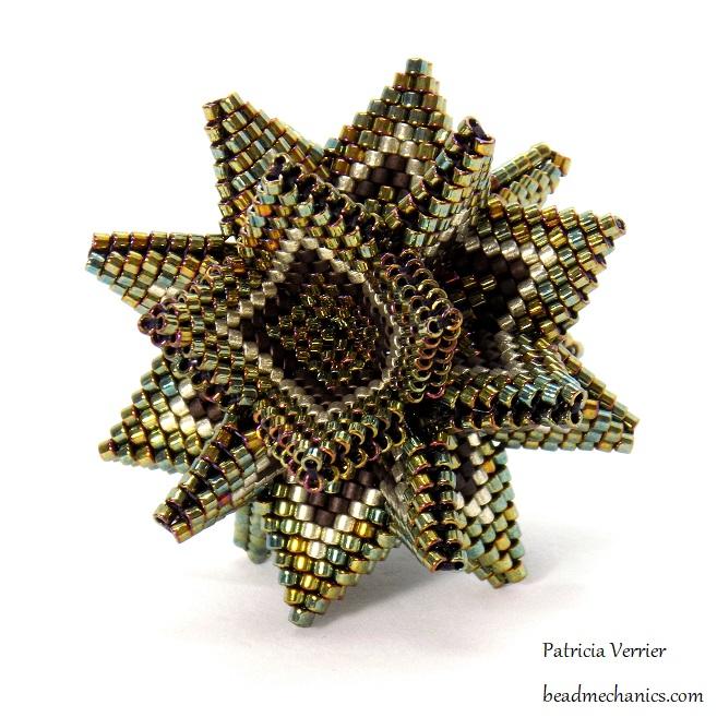 Rhombic_Dodecahedron_Vertex_Hyparhedron_Verrier_BeadMechanics